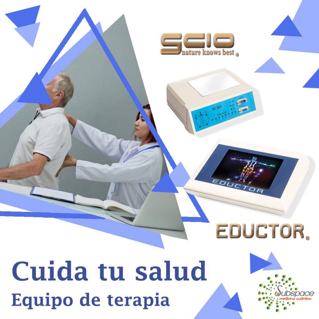 Quiropraxia que ayuda a tu postura, Equipo terapeutico biofeedback, Quantum balance,  Rezos, mantras y espiritualidad, medicina cuántica, SCIO y SCIO Equipo terapeutico biofeedb