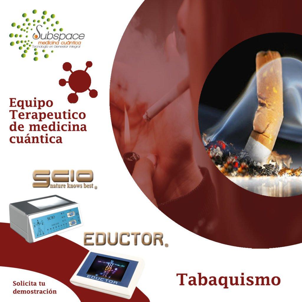 Equipo terapeutico contra el tabaquismo, Equipo terapeutico biofeedback, Quantum balance, medicina cuántica, SCIO y EDUCTOR, blog terapeutico biofeedback