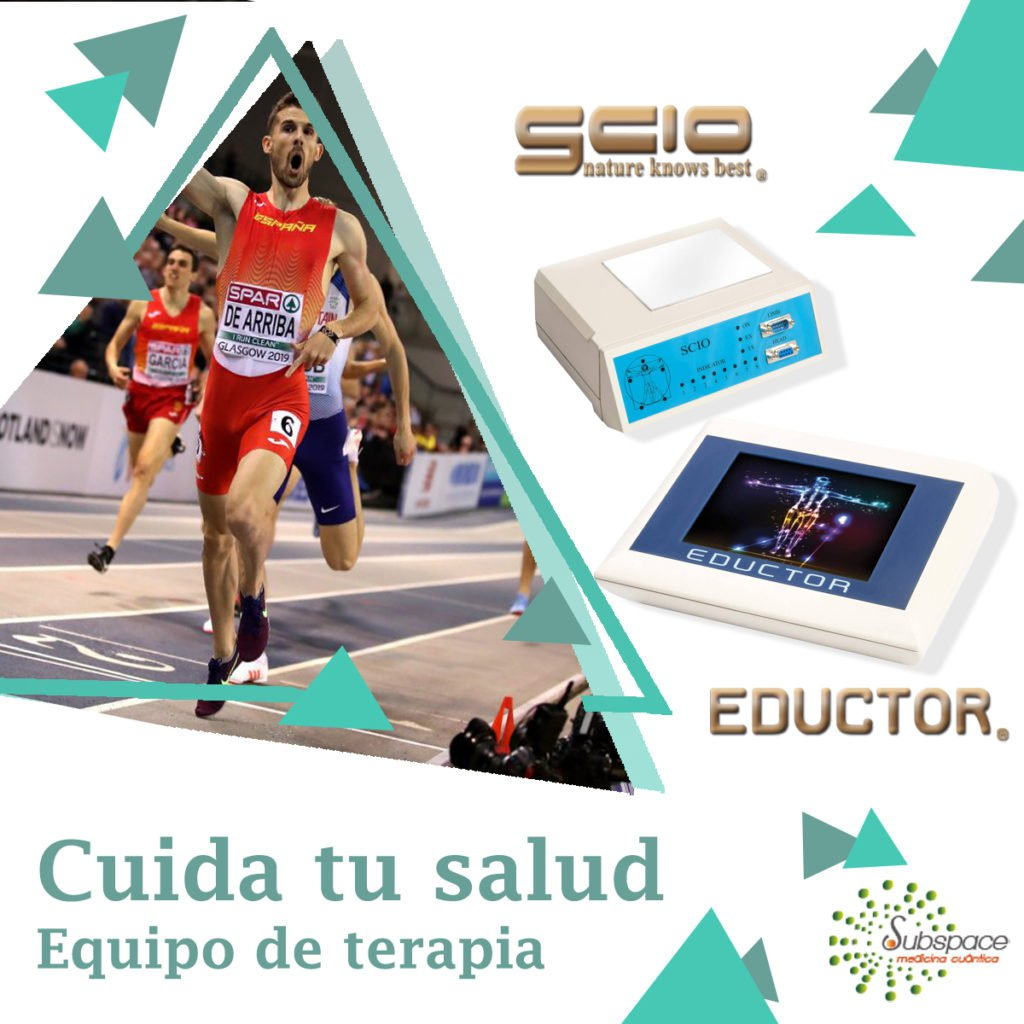 cuida tu salud con el equipo terapeutico, Equipo terapeutico biofeedback, Quantum balance, medicina cuántica, SCIO y EDUCTOR, blog terapeutico