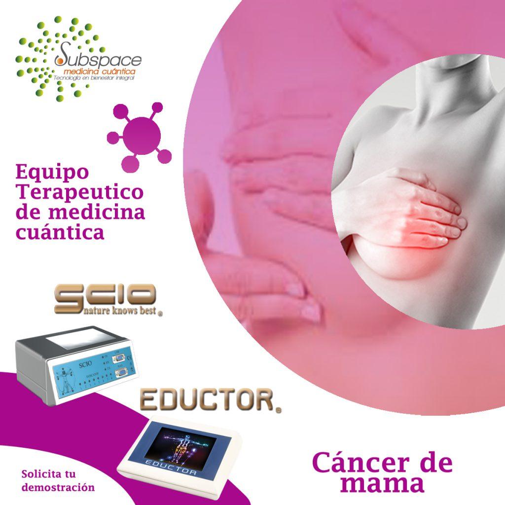 equipo terapeutico de cáncer de mama, Equipo terapeutico biofeedback, Quantum balance, medicina cuántica, SCIO y EDUCTOR, blog terapeutico biofeedback scio