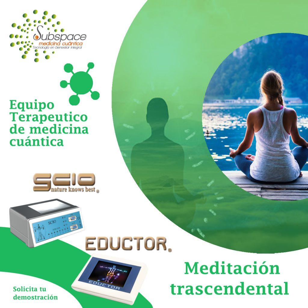 equipo terapeutico de meditación trascendental, Equipo terapeutico biofeedback, Quantum balance, medicina cuántica, SCIO y EDUCTOR, blog terapeutico biofeedback scio