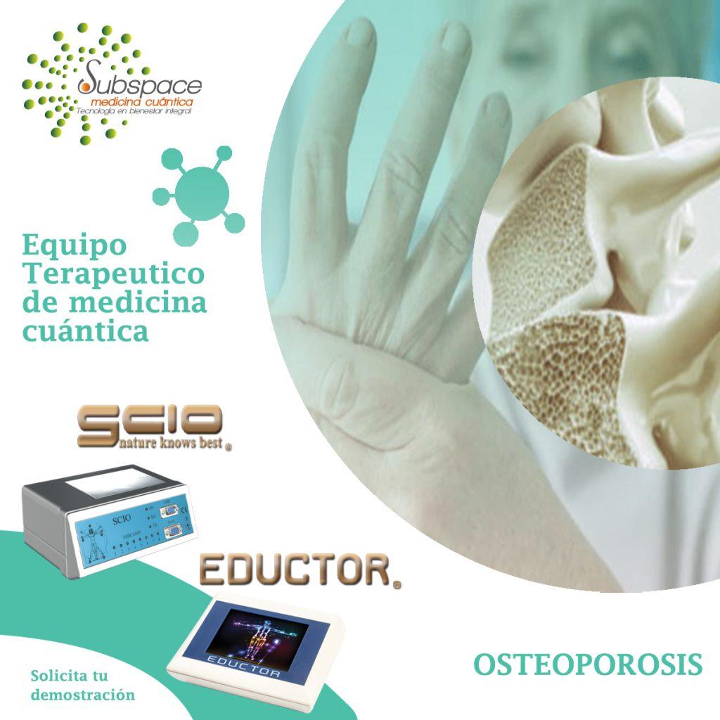 equipo terapeutico de osteoporosis, Equipo terapeutico biofeedback, Quantum balance, medicina cuántica, SCIO y EDUCTOR, blog terapeutico biofeedback scio