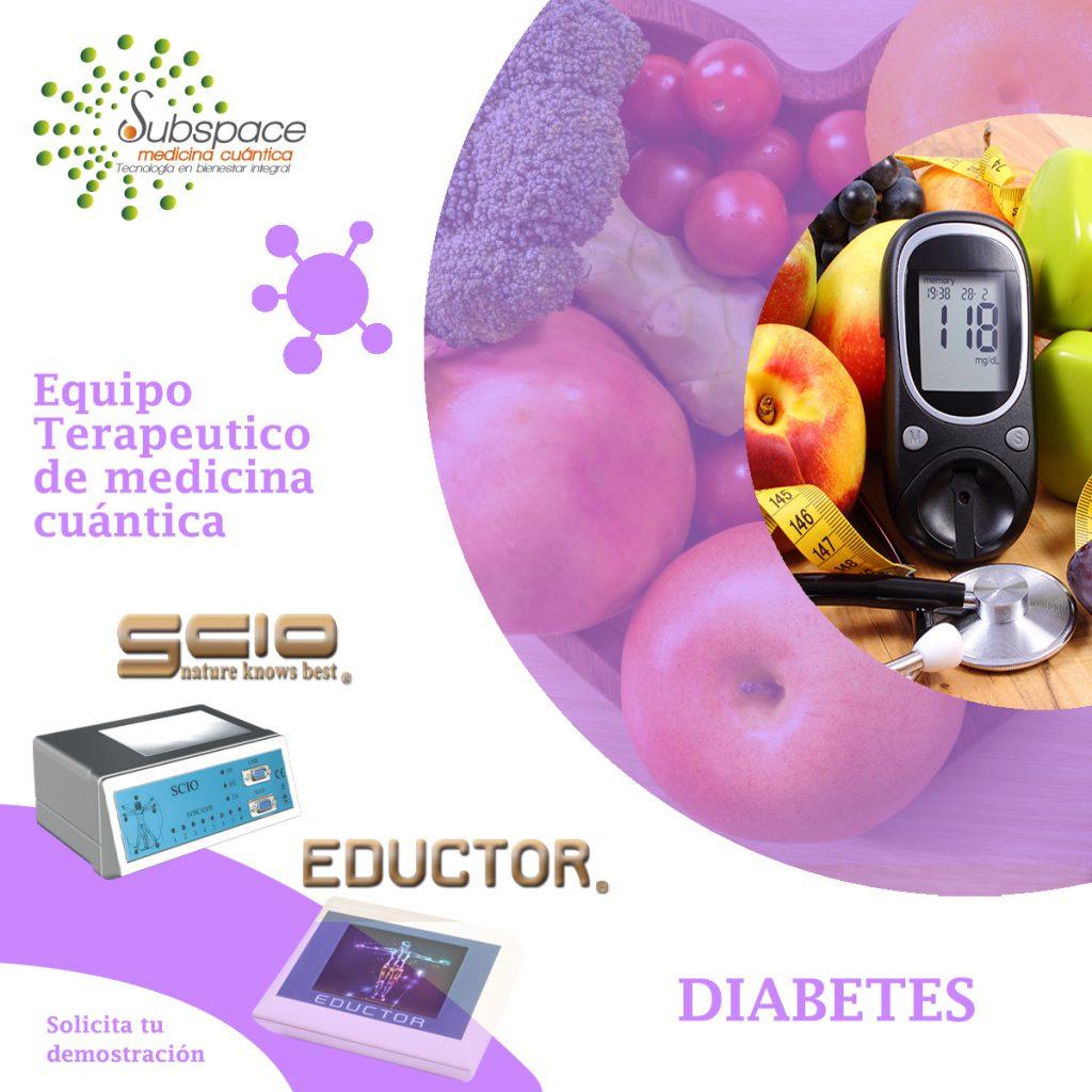 equipo terapeutico contra la diabetes, terapeutico biofeedback, Quantum balance, medicina cuántica, SCIO y EDUCTOR, blog terapeutico biofeedback scio