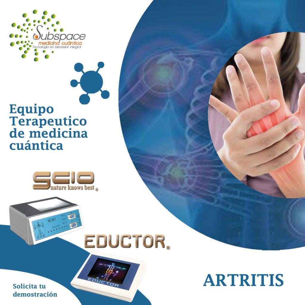 terapia contra la artritis, terapeutico biofeedback, Quantum balance, medicina cuántica, SCIO y EDUCTOR QUEX S, QUEX ED, blog terapeutico biofeedback scio, blog terapeutico
