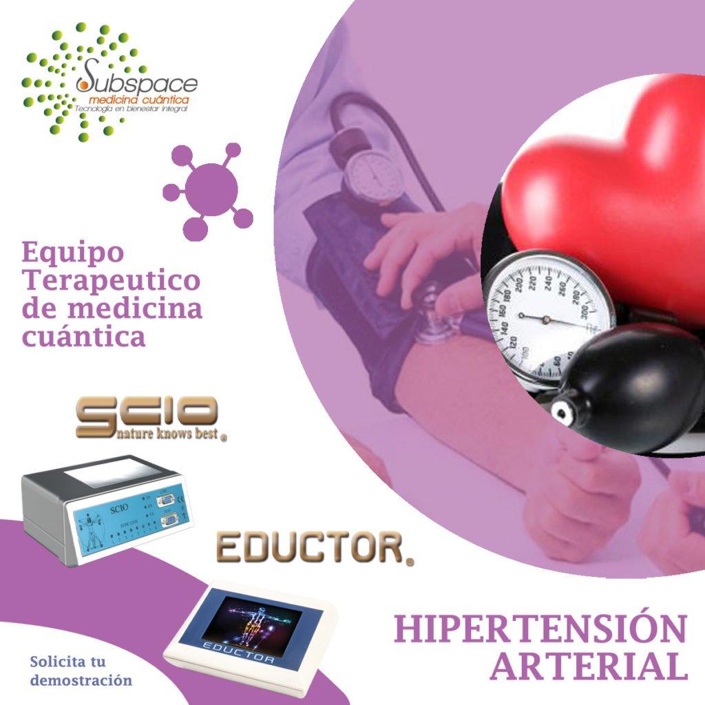 equipo terapeutico contra la hipertension arterial, scio, eductor, quex s, quex ed, biofeedback, medicina cuantica, medicina alternativa, quantum balance, blog terapeutico