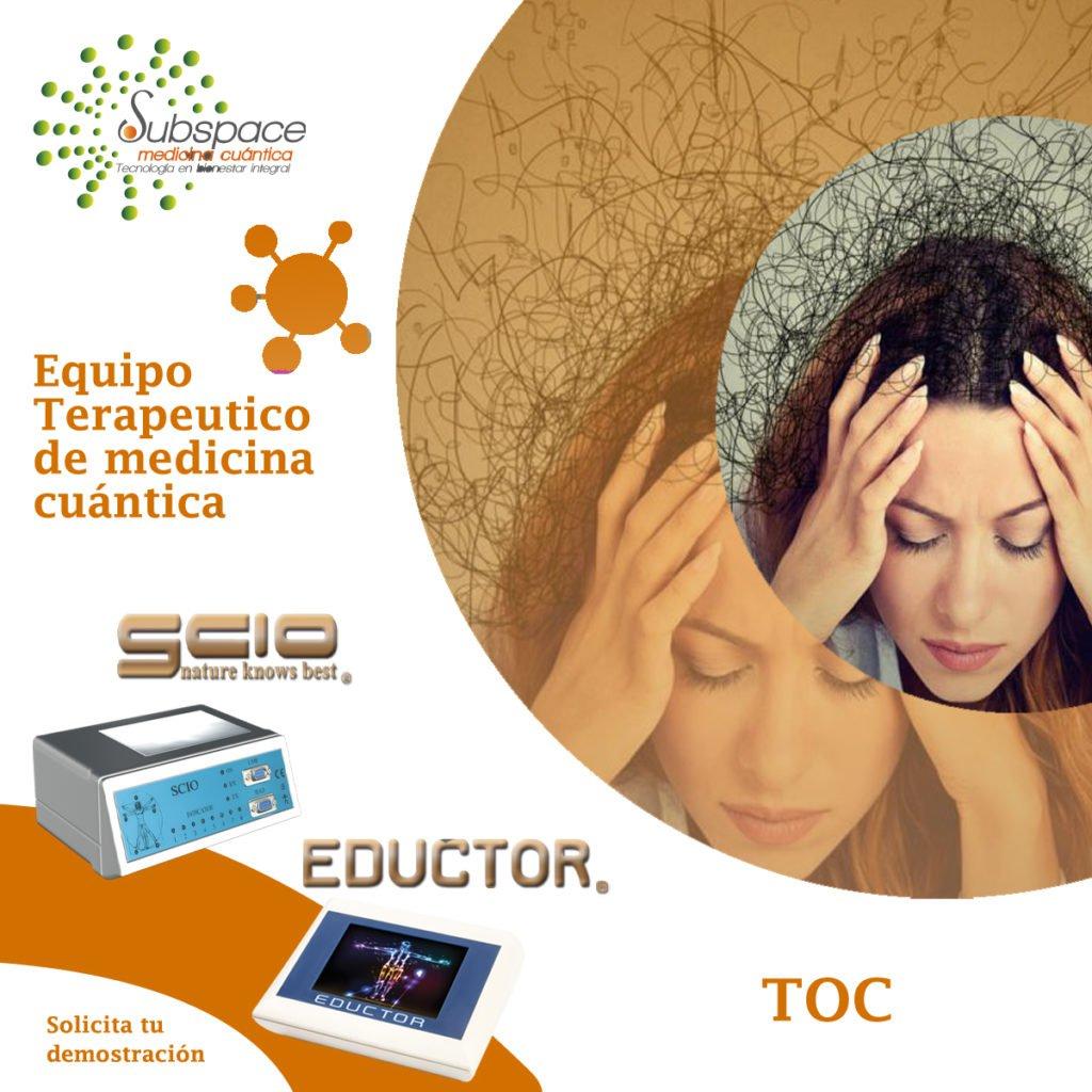 qeuipo terapeutico contra el TOC, scio, eductor, quex s, quex ed, biofeedback, medicina cuantica, medicina alternativa, quantum balance, blog terapeutico